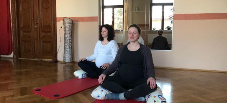 Yoga – Pilates für alle werdenden Mama's